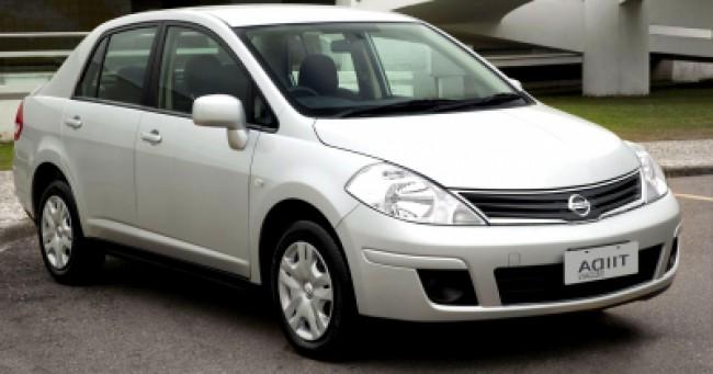 imagem do carro Tiida Sedan