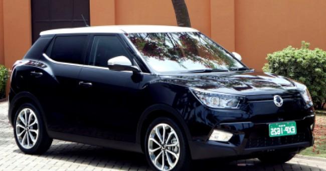 imagem do carro Tivoli