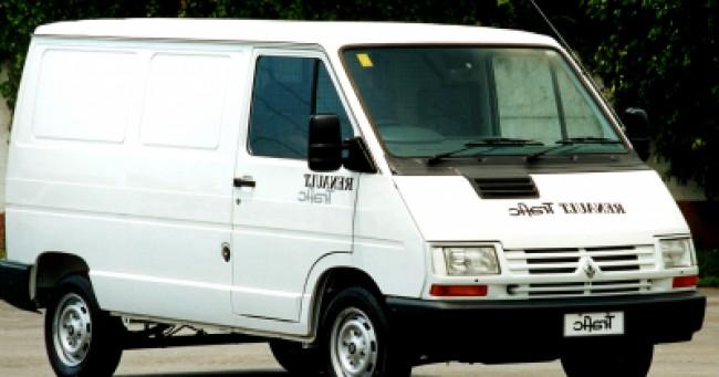 imagem do carro Trafic
