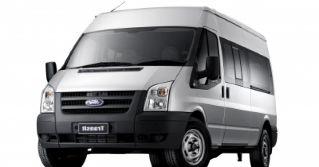 imagem do carro versao Transit Van 2.4 Turbo