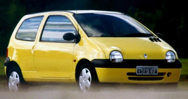 imagem do carro versao Twingo 1.0 8V