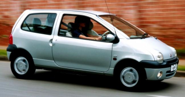 imagem do carro versao Twingo Initiale 1.0 16V