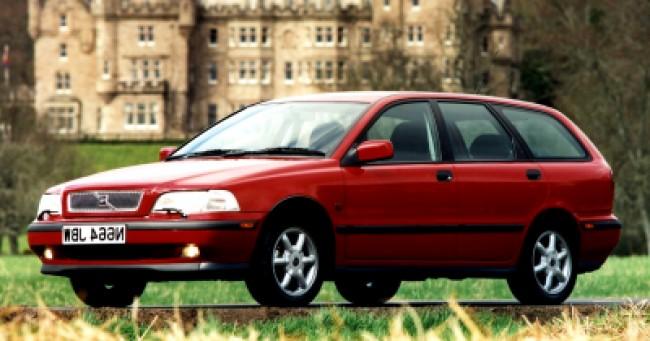 imagem do carro versao V40 SW T4 2.0 Turbo