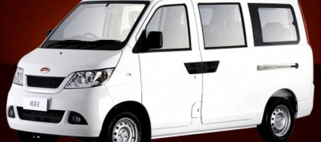 imagem do carro Van