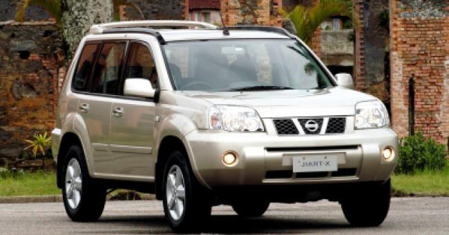 imagem do carro X-trail
