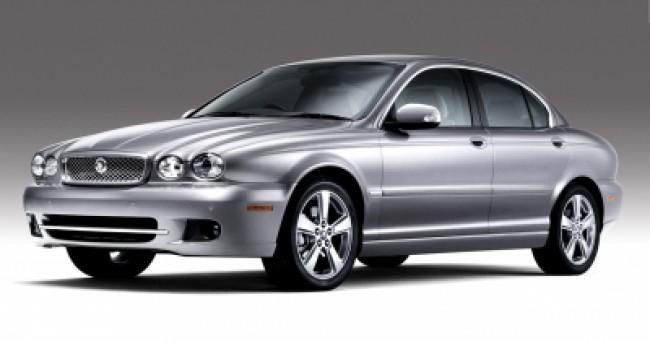 imagem do carro X-type