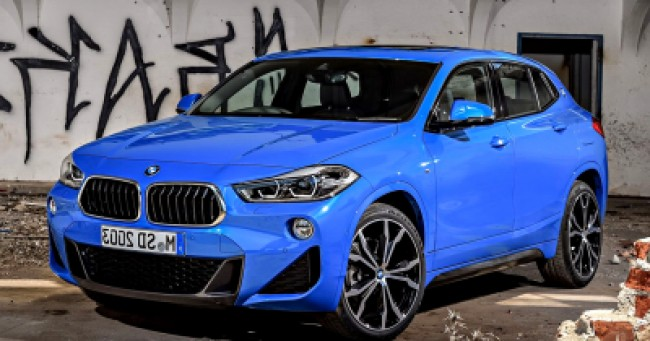 imagem do carro X2