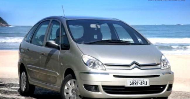 imagem do carro Xsara Picasso