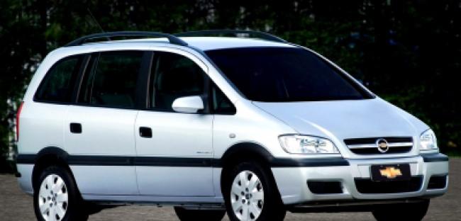 imagem do carro Zafira